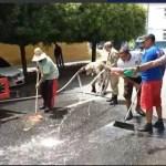 limpeza ruas patos pb coronavirus meme twitter 30032020 - Higienização das ruas de Patos contra o coronavírus vira piada nas redes sociais, e Nilvan Ferreira também faz 'chacota' com o prefeito - VEJA VÍDEO