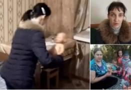 Menina de 2 anos morre ao ser punida pela mãe, que a fez engolir um pedaço de pão
