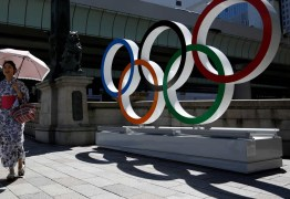 PANDEMIA: Atletas celebram sensatez em adiamento da Olimpíada de Tóquio
