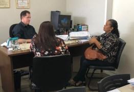 Reunião discute capacitação da equipe que atuará na Patrulha Maria da Penha