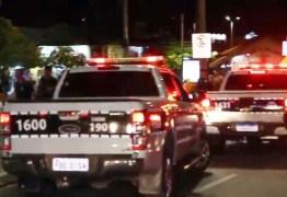 Mais de 50 denúncias de aglomeração são registradas no 1º dia de fiscalização, na Paraiba