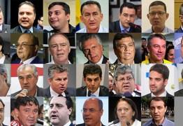 A REPÚBLICA DOS GOVERNADORES: Reunião com 27 gestores irá discutir enfrentamento ao coronavírus por não contar com presidente Bolsonaro