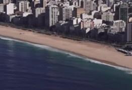 Rio de Janeiro sem turistas: drone mostra ícones cariocas vazios – VEJA VÍDEO