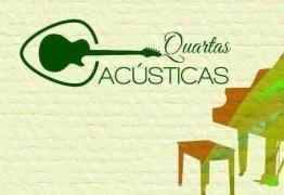 Quartas Acústicas está de volta com shows em Campina Grande