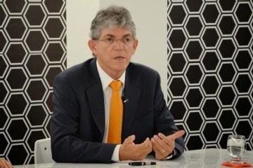 ricardocoutinho5 - OPERAÇÃO CALVÁRIO: Defesa de Ricardo Coutinho alega desencontro de informações e Gilmar Mendes pede esclarecimentos ao TJPB