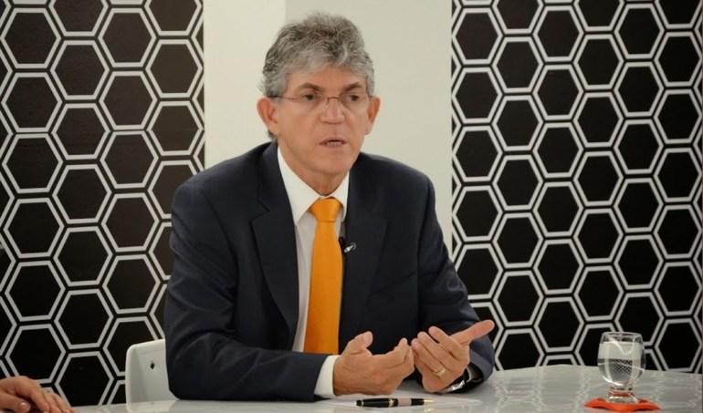 ricardocoutinho5 - Veto de Bolsonaro na minirreforma eleitoral deve dificultar situação de Ricardo Coutinho