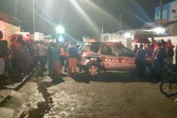 santa rita 1 - Homem morre após surtar e ser baleado pela polícia, em Santa Rita