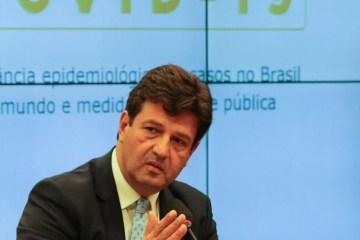 """Ministro da Saúde defende adiar pleitos municipais: """"Eleição no meio deste ano é uma tragédia"""""""