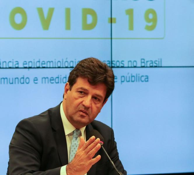 """tn 062e5fad38 mandetta - Ministro da Saúde defende adiar pleitos municipais: """"Eleição no meio deste ano é uma tragédia"""""""