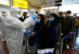 PANDEMIA: Canadá, Peru, Colômbia e Argentina fecham fronteiras contra coronavírus