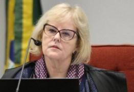 Rosa Weber emite nota sobre pandemia de coronavírus e afirma que é cedo para falar em adiar eleições
