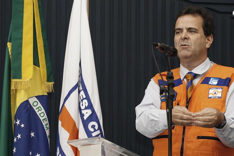 09012020 sec. nacional defesa civil Adalberto Marques MDR - EXCLUSIVO: Secretário Nacional de Proteção e Defesa Civil reconhece estado de calamidade pública em todo estado da Paraíba