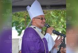 SEMANA SANTA ATÍPICA: Dom Delson faz recomendações para católicos da Paraíba manterem isolamento – VEJA VÍDEO