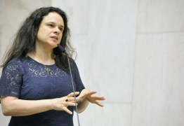 Janaína Paschoal declara apoio para Sérgio Moro, 'Ganha a verdade'
