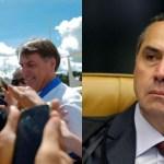 1585754890976563 - 'É GRAVE PARA A SAÚDE E A VIDA': Barroso proíbe governo Bolsonaro de realizar campanha defendendo fim do isolamento