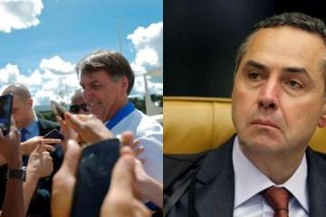 'É GRAVE PARA A SAÚDE E A VIDA': Barroso proíbe governo Bolsonaro de realizar campanha defendendo fim do isolamento