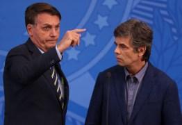 CORONAVÍRUS: Bolsonaro diz que Teich terá de analisar economia e empregos