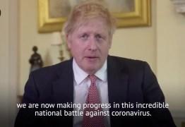 Boris Johnson deixa a UTI e agradece ao serviço público de saúde: 'Eles salvaram minha vida' – VEJA VÍDEO