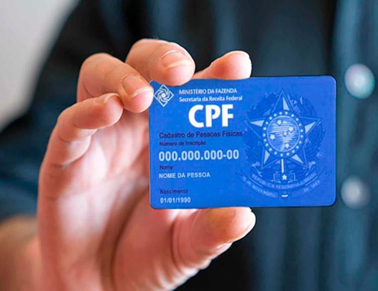 20200221 cpf documento unico 1 0 - Receita regulariza 11 milhões de CPFs com pendências eleitorais