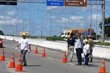 424ce166 6aeb 4291 83ea 629c060be652 - CORONAVÍRUS: Paraíba instala barreiras sanitárias nas divisas com Pernambuco, Rio Grande do Norte e Ceará