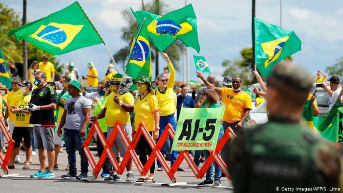 53184102 303 - Augusto Aras pede ao STF abertura de inquérito para investigar presença de políticos em atos contra democracia