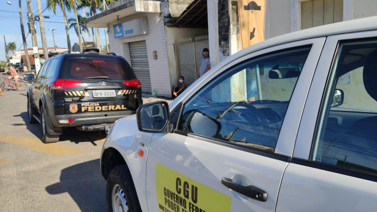 65ded1d2 f25b 45ce bad1 1f1c0d7d4f4f - OPERAÇÃO HOLERITE: PF cumpre mandados contra crimes de corrupção na prefeitura de Cruz do Espírito Santo, na PB