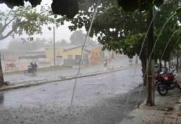 DADOS DA AESA: Cajazeiras atinge 1.216 mm e registra maior índice de chuvas da Paraíba em 2020