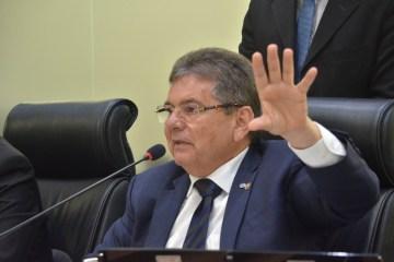 Adriano Galdino - Presidente Adriano Galdino mantém suspensão das atividades presenciais na AL-PB até 15 de junho