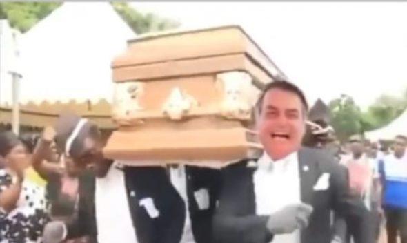 Anotacao 2020 04 13 103205 590x353 1 - Presidente da Embratur compartilha vídeo de Bolsonaro dançando com caixão