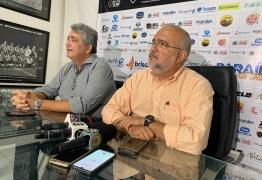 Diretoria do Botafogo-PB reduz salários e concede férias ao elenco