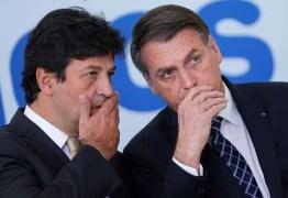Bastidores: Planalto vê provocação de Mandetta cobrando 'fala única' do governo