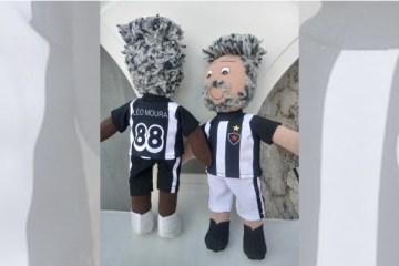 BELINHOS E BELINHAS: Parceria com SEAP permite que detentas confeccionem e vendam bonecos do Botafogo-PB