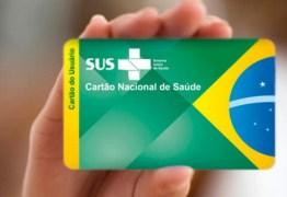 SERVIÇO: Cartão SUS pode ser emitido via WhatsApp em João Pessoa