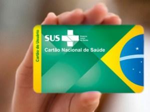 CARTAO SUS 300x225 - SERVIÇO: Cartão SUS pode ser emitido via WhatsApp em João Pessoa