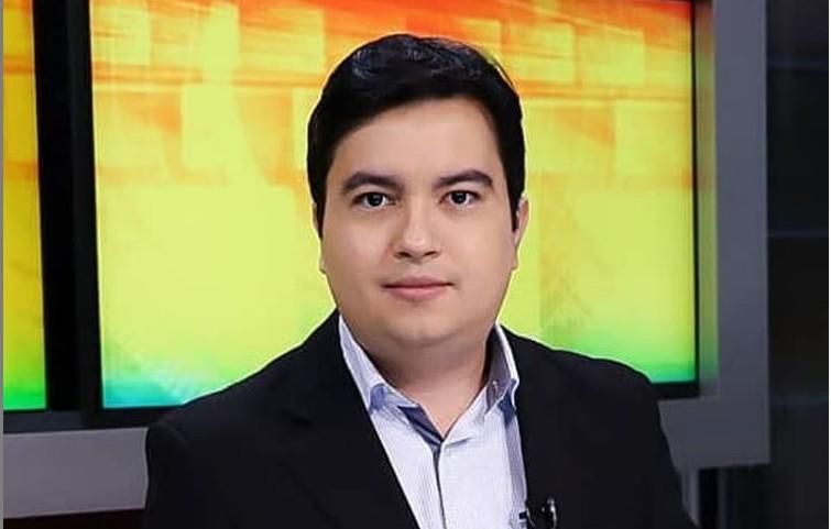 """Capturar 140 - Apresentador Paulo Neto anuncia sua saída do programa da TV Arapuan, o """"Rede Verdade"""""""