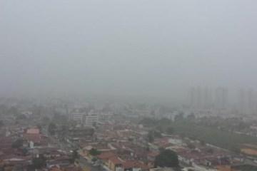 Capturar 29 - Inmet emite alerta para chuvas em perigo potencial em 131 municípios da Paraíba