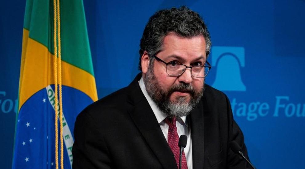 Capturar 96 - Frente parlamentar avalia pedir impeachment de Ernesto Araújo após declarações sobre China