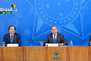 Capturarj 1 - Governo Federal detalha medidas para conter impacto da Covid-19 - ACOMPANHE AO VIVO