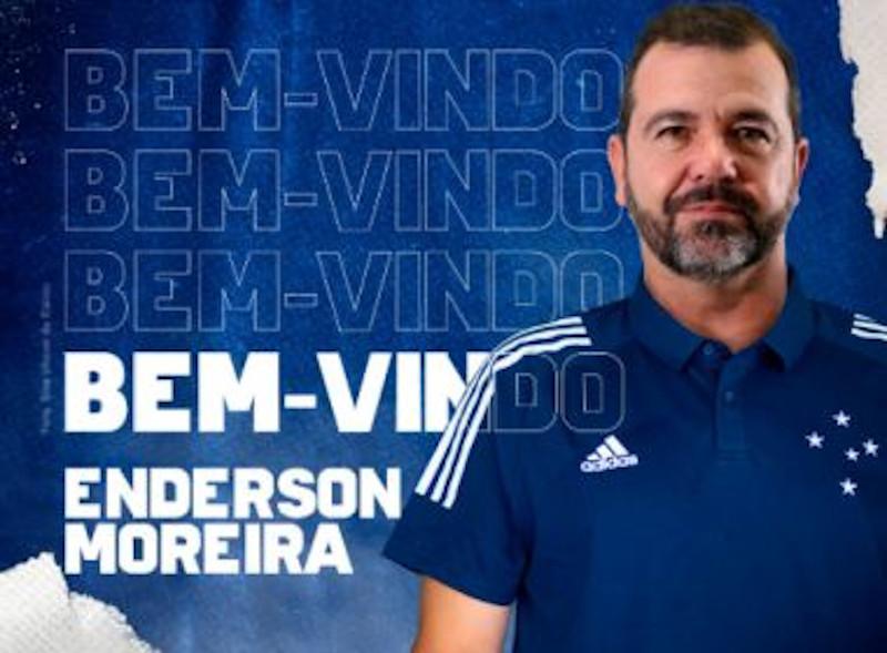 Enderson Moreira - Cruzeiro ainda busca reforços para disputa da Série B