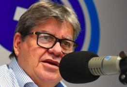 """João reforça preocupação com denúncias de Moro contra Bolsonaro e cobra apuração: """"Nossas instituições precisam estar atentas"""""""
