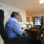 João Azevêdo - Azevêdo relata ações na Paraíba para enfrentamento ao coronavírus