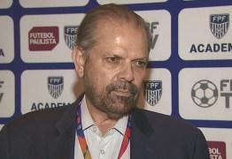 DENTRO DE CAMPO: Presidente da FPF garante que Campeonato Paulista vai ser concluído