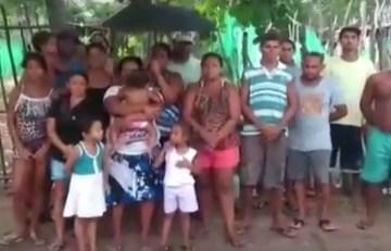 SAQUE - 'VIEMOS PEDIR PERDÃO': Grupo de pessoas que saqueou mercadinho em João Pessoa diz que motivo de crime foi a fome - VEJA VÍDEO