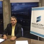SINDUSCON - Presidente do Sinduscon-PB nega participação em nota de repúdio ao Governo da PB - VEJA NOTA