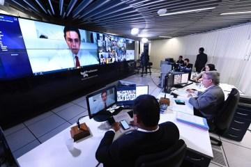 Veneziano elogia iniciativa do MPT-PB, em destinar R$ 5,3 milhões para enfrentamento do Covid-19