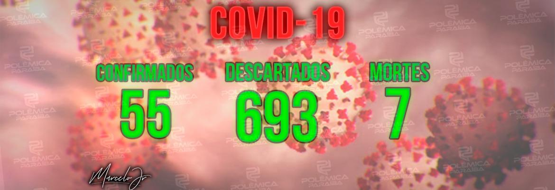 WhatsApp Image 2020 04 08 at 18.29.54 - Paraíba registra mais três óbitos por Covid-19; casos confirmados da doença chegam a 55