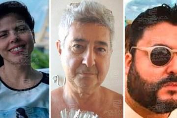 CONFIRMADO: mortes de Tânia Cavalcanti, Mateus Carlos e idoso de Cabedelo foram causadas por coronavírus