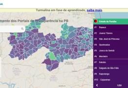 DADOS DO TCE: Bayeux lidera ranking das cidades mais transparentes da Paraíba