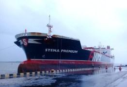 Covid-19: tripulante de navio em Cabedelo é encaminhado à UTI após agravamento de sintomas