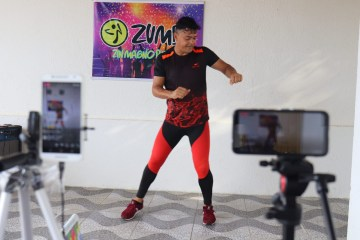 Zumba em Casa - Prefeitura de Conde oferece aulas de zumba on-line durante isolamento social